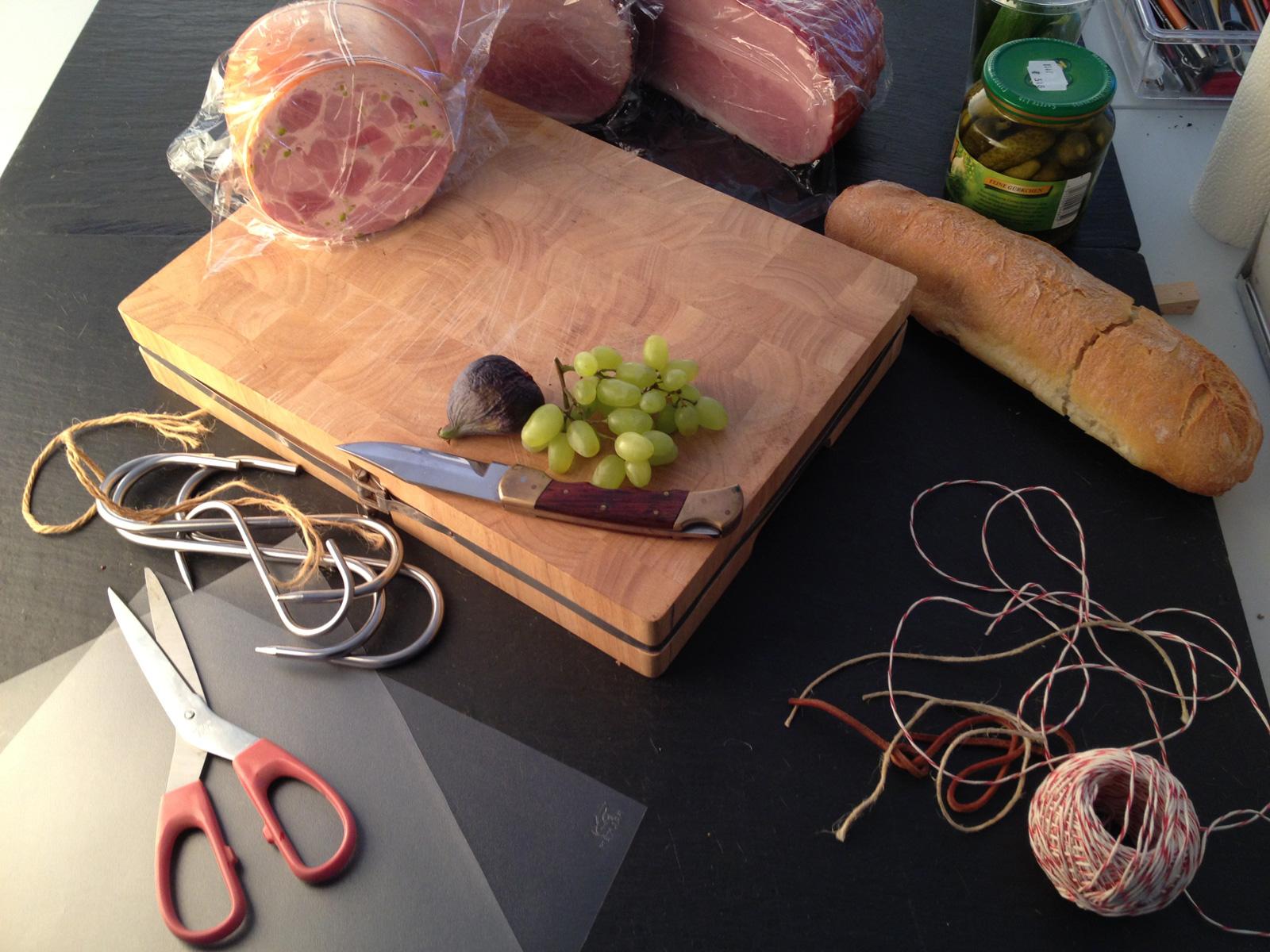 Victoria Huber Inszenierte Fotografie Foodfotografie Stuttgart Wurst Fleisch
