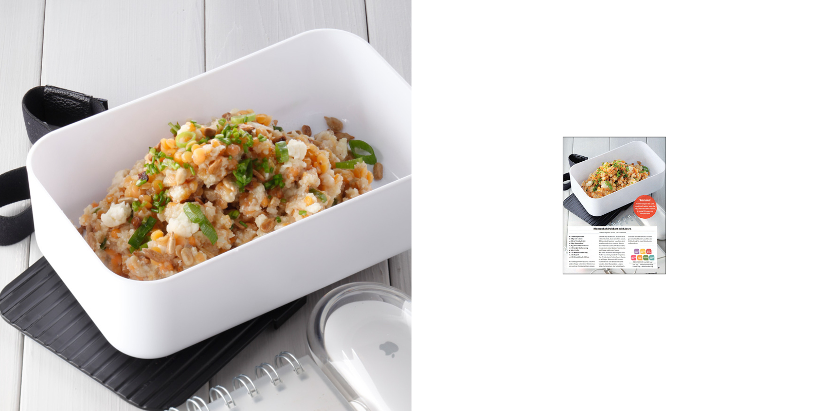 Victoria Huber Stuttgart Inszenierte Fotografie Foodfotografie Foodstyling Lunchbox